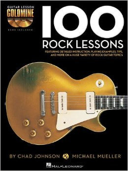 100 Rock Lessons - Mona Vale Music