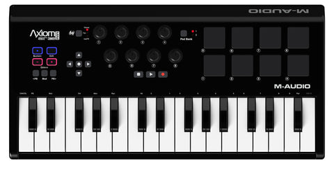 Axiom AIR Mini 32 MIDI Keyboard - Mona Vale Music