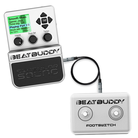BeatBuddy + Footswitch Combo - Mona Vale Music
