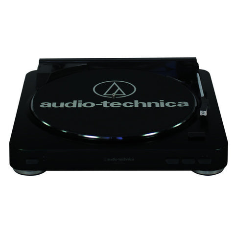 LP60USB Belt Driven USB Turntable | Black