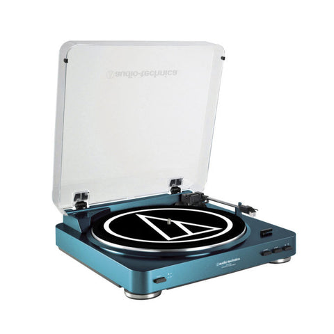 LP60 Automatic Belt-Drive Stereo Turntable | Blue