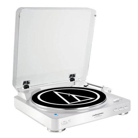 LP60BT Wireless Belt-Drive Stereo Turntable | White