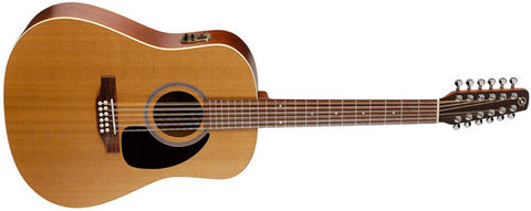 S12 Coastline Cedar 12 String w/ Pick Up