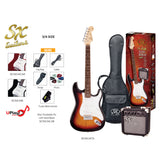 3/4 Ultimate Beginner Guitar Pack Sunburst