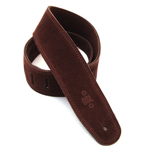 "2.5"" Triple Suede Brown - Mona Vale Music"