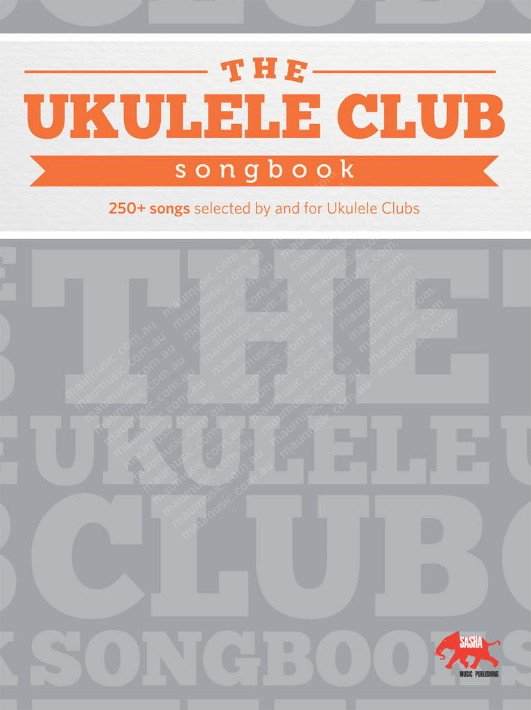 Ukulele Club Songbook Mona Vale Music