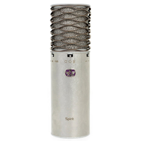 Spirit Switchable Pattern Condenser Microphone