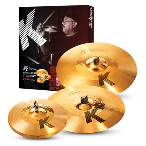 K Custom Hybrid Zildjian Box Set
