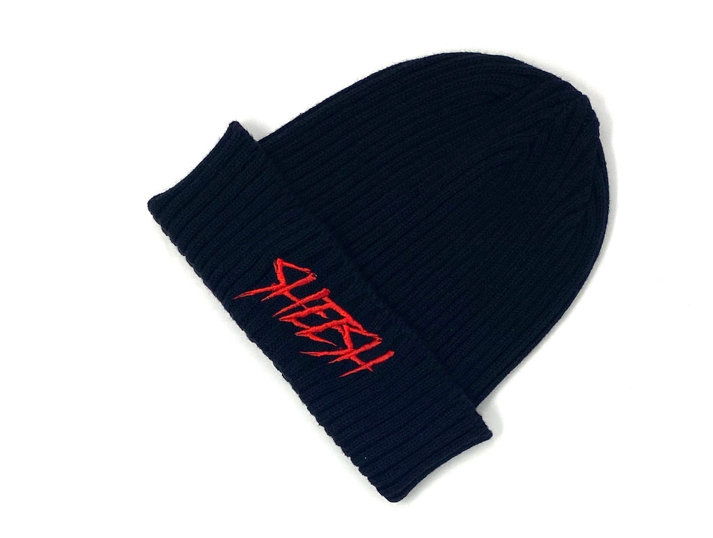 SHEESH! Skully (Black+Red)