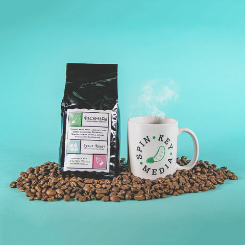 Pacamara Coffee Bag