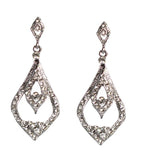 Seraphina Bridal Earrings - Perle Jewellery & Makeup  - 1