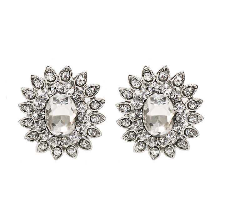 Abigail Bridal Earrings