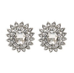 Abigail Bridal Earrings - Perle Jewellery & Makeup  - 1