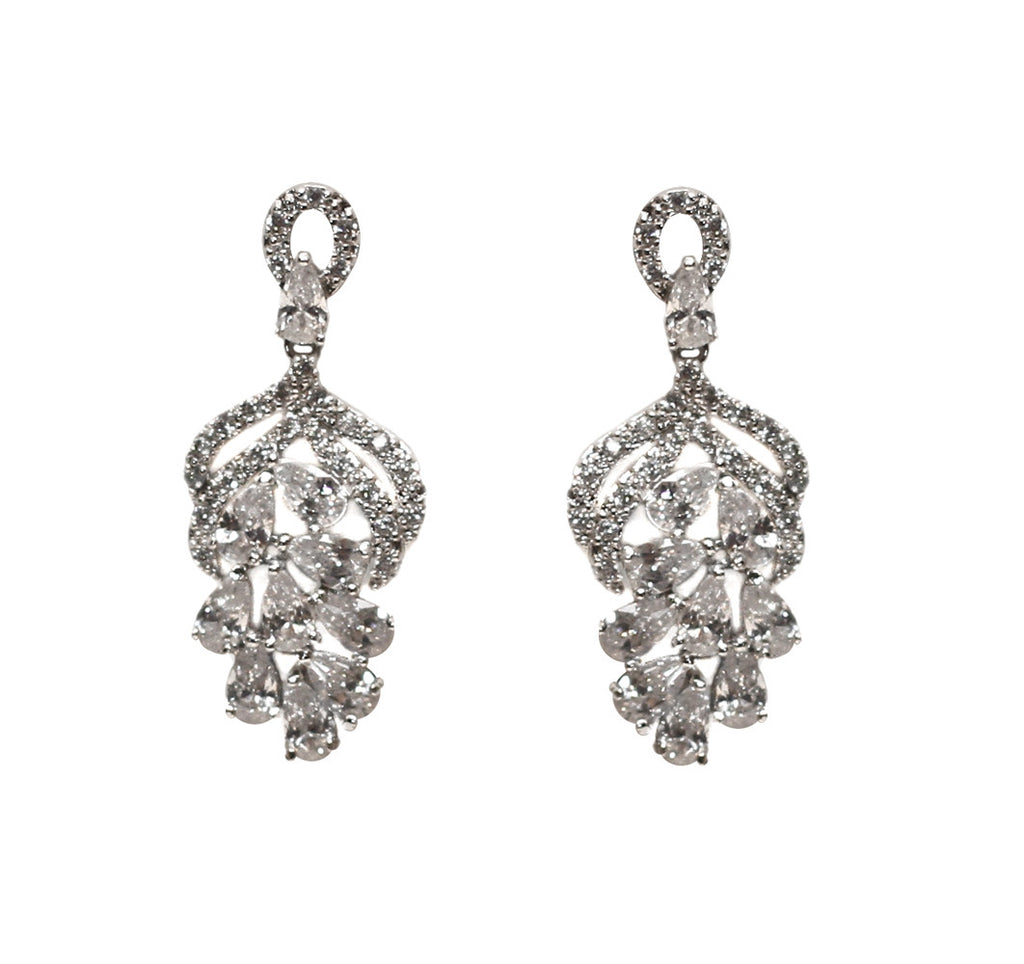 Angie Bridal Earrings