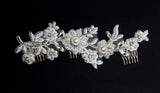 Avery Bridal Headpiece - Perle Jewellery & Makeup  - 2