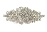 Ave Maria Bridal Headpiece - Perle Jewellery & Makeup  - 4