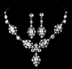 Boutique Bridal Necklace Set - Perle Jewellery & Makeup  - 1