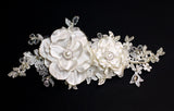 Elisa Bridal Headpiece - Perle Jewellery & Makeup  - 3
