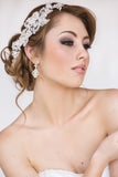 Faith Bridal Headpiece - Perle Jewellery & Makeup  - 3
