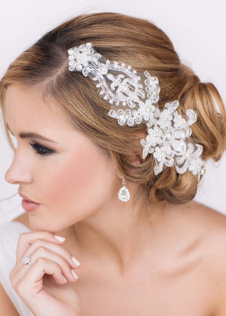 Harmony Bridal Headpiece