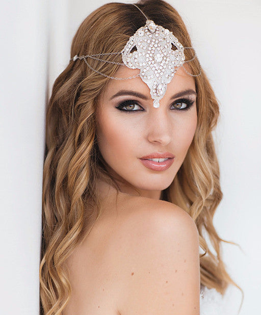 Arianna Bridal Headpiece