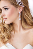 Holly Bridal Earrings - Perle Jewellery & Makeup  - 2