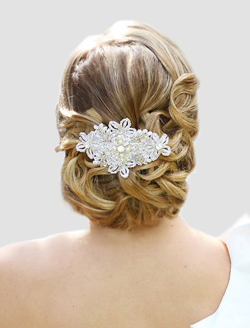Annabelle Bridal Headpiece