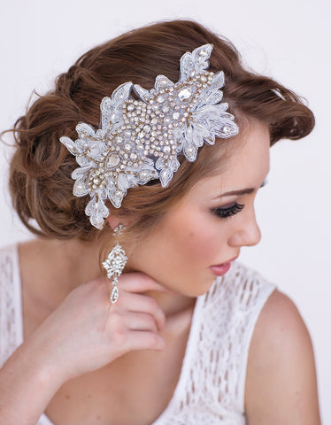 Marissa Bridal Headpiece