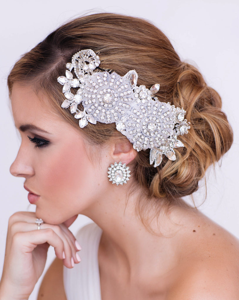 Miranda bridal Headpiece