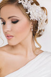 Elisa Bridal Headpiece - Perle Jewellery & Makeup  - 2