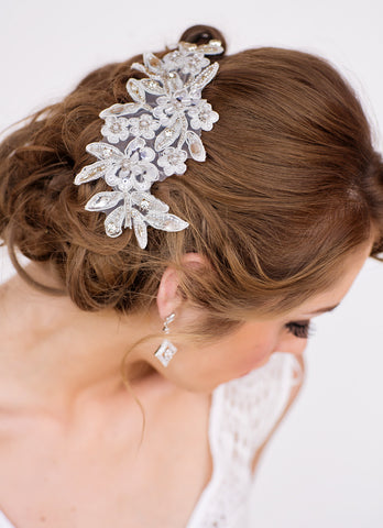 Nicolette Bridal Headpiece