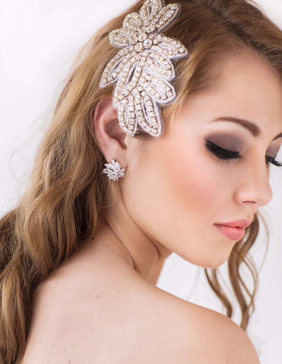 Paris Bridal Headpiece