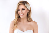 Rachel Bridal Earrings - Perle Jewellery & Makeup  - 3