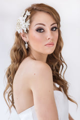 Skyla Bridal Headpiece - Perle Jewellery & Makeup  - 3