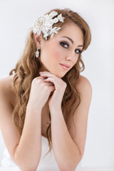 Skyla Bridal Headpiece - Perle Jewellery & Makeup  - 2