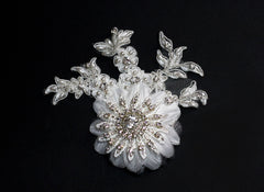 Skyla Bridal Headpiece - Perle Jewellery & Makeup  - 4