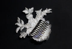 Skyla Bridal Headpiece - Perle Jewellery & Makeup  - 5