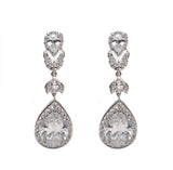 Tahni Bridal Earrings - Perle Jewellery & Makeup  - 1