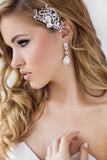 Tahni Bridal Earrings - Perle Jewellery & Makeup  - 2