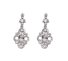 Zoe Bridal Earrings
