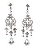 Angelique Bridal Earrings - Perle Jewellery & Makeup