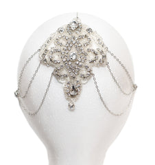 Arianna Bridal Headpiece - Perle Jewellery & Makeup  - 2