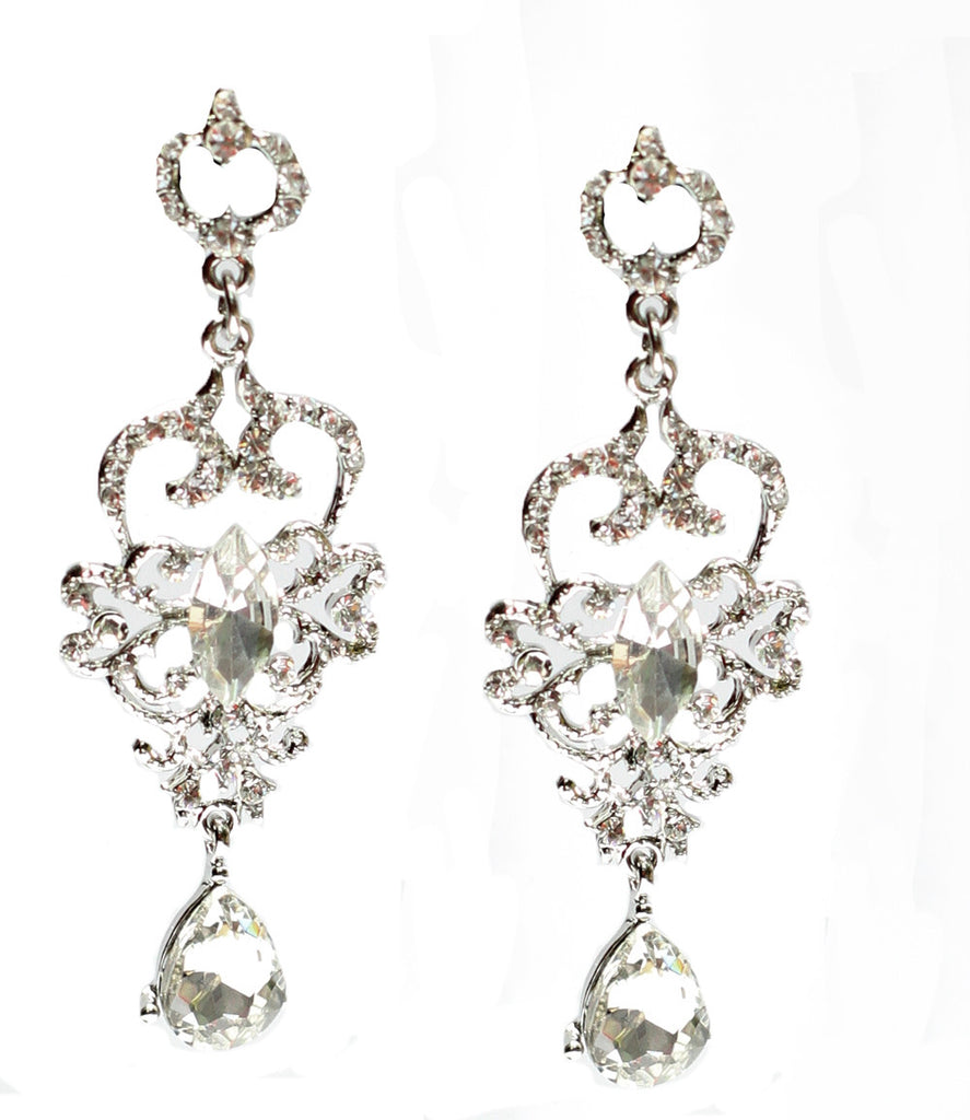 Annabela Bridal Earrings