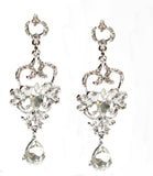 Annabela Bridal Earrings - Perle Jewellery & Makeup  - 1
