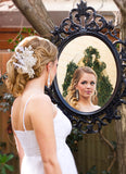 Madeline Lace Bridal Headpiece - Perle Jewellery & Makeup  - 3