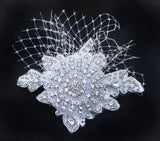 Alexis Bridal Headpiece - Perle Jewellery & Makeup  - 3