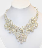 Ruby Bridal Lace Necklace - Perle Jewellery & Makeup  - 2