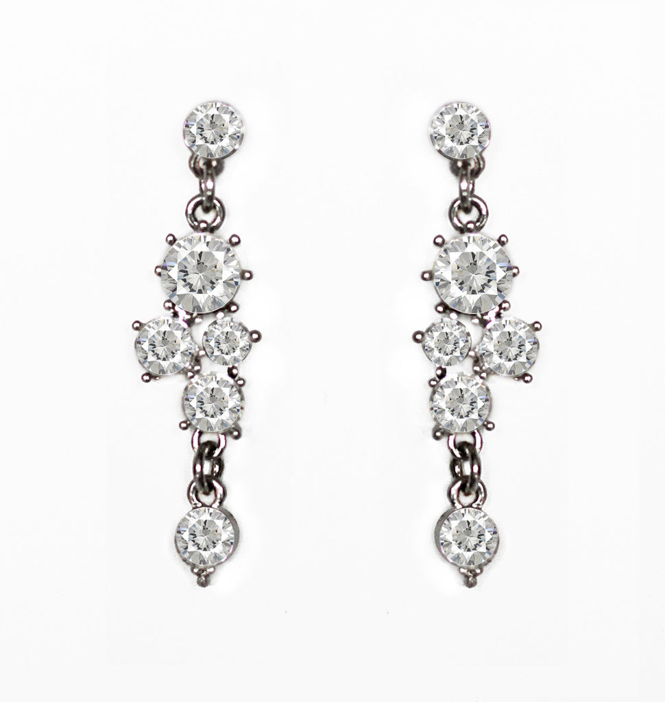 Janelle Bridal Earrings