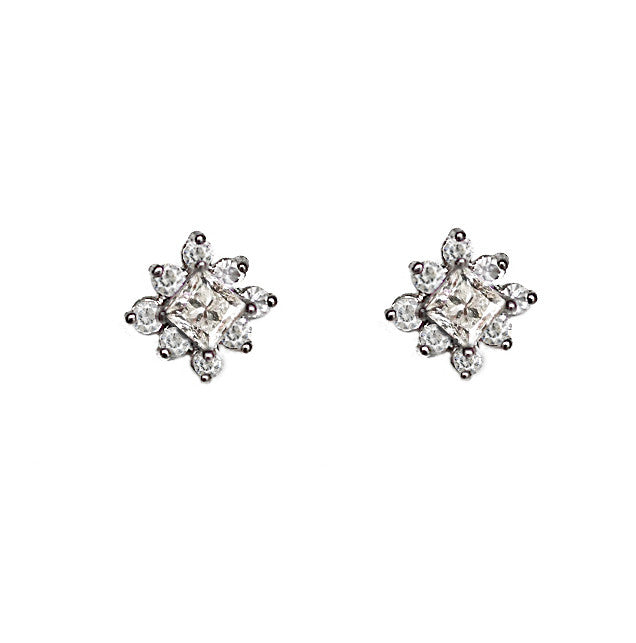 Esther Bridal Stud Earrings