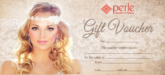 Jewellery Voucher - Perle Jewellery & Makeup  - 1